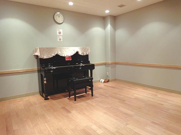 音楽室3A・B